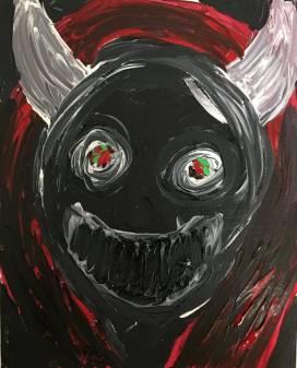 'I'm not a Demon', by Sophia Mokhtari, 13