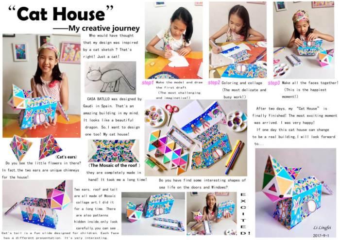 LiLingfei 8 Cat House