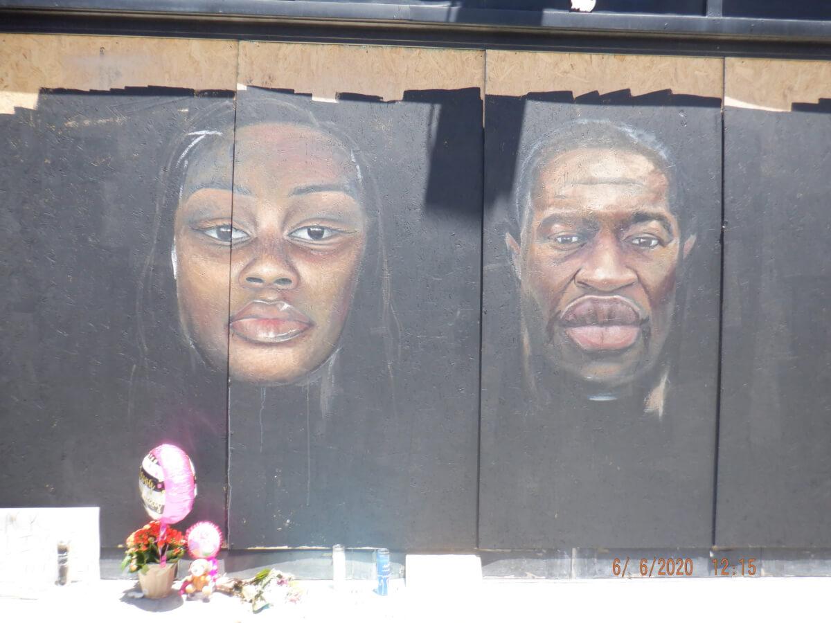 Photography: Black Lives Matter Street Art