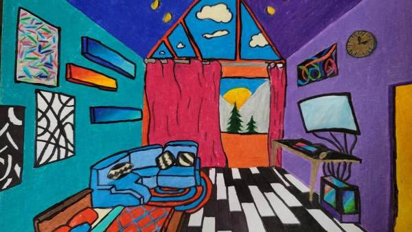 Dream Bedroom  By Rohan Jayakrishnan