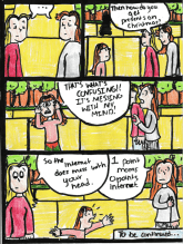web wars comic page 2