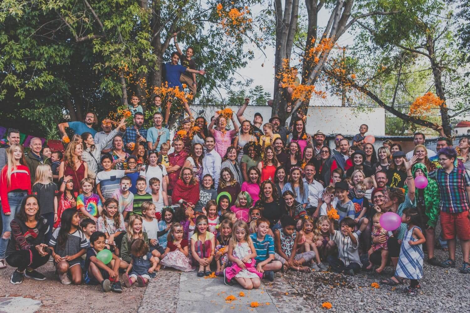 How 34 Global Families Created Community in 30 days in Mexico