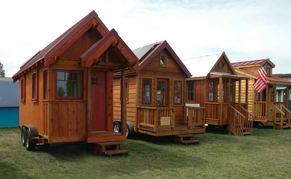 Tiny House Zoning And Parking At Stone S Throw Ecovillage