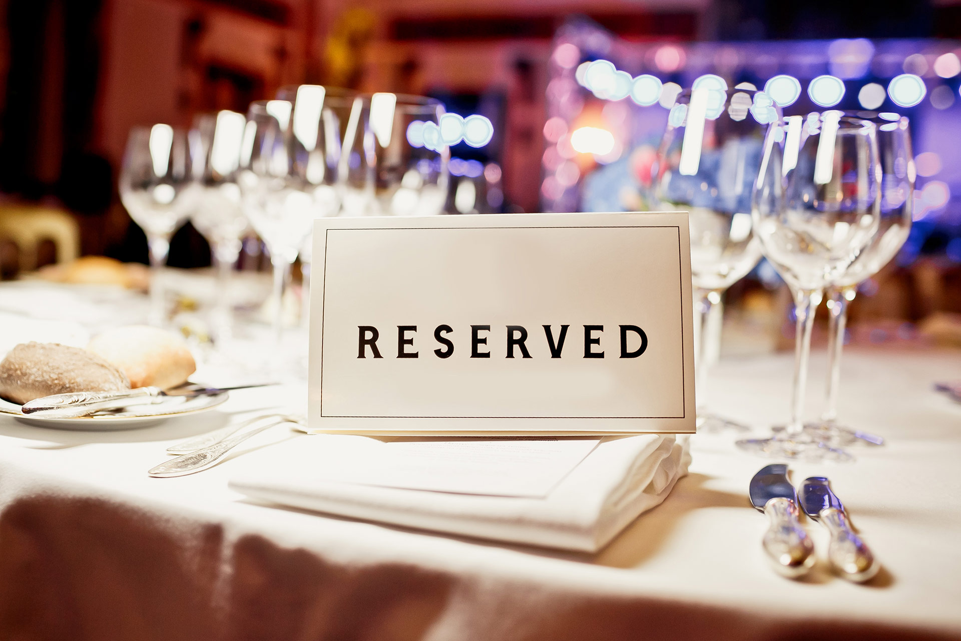 Host your Rehersal Dinner at Stone Summit