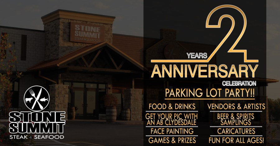 Stone Summit Anniversary Party