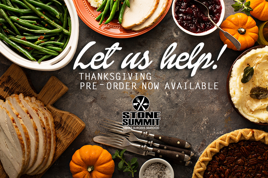 Need Help For Thanksgiving?