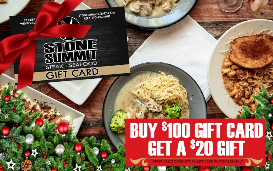 Give the gift of Stone Summit