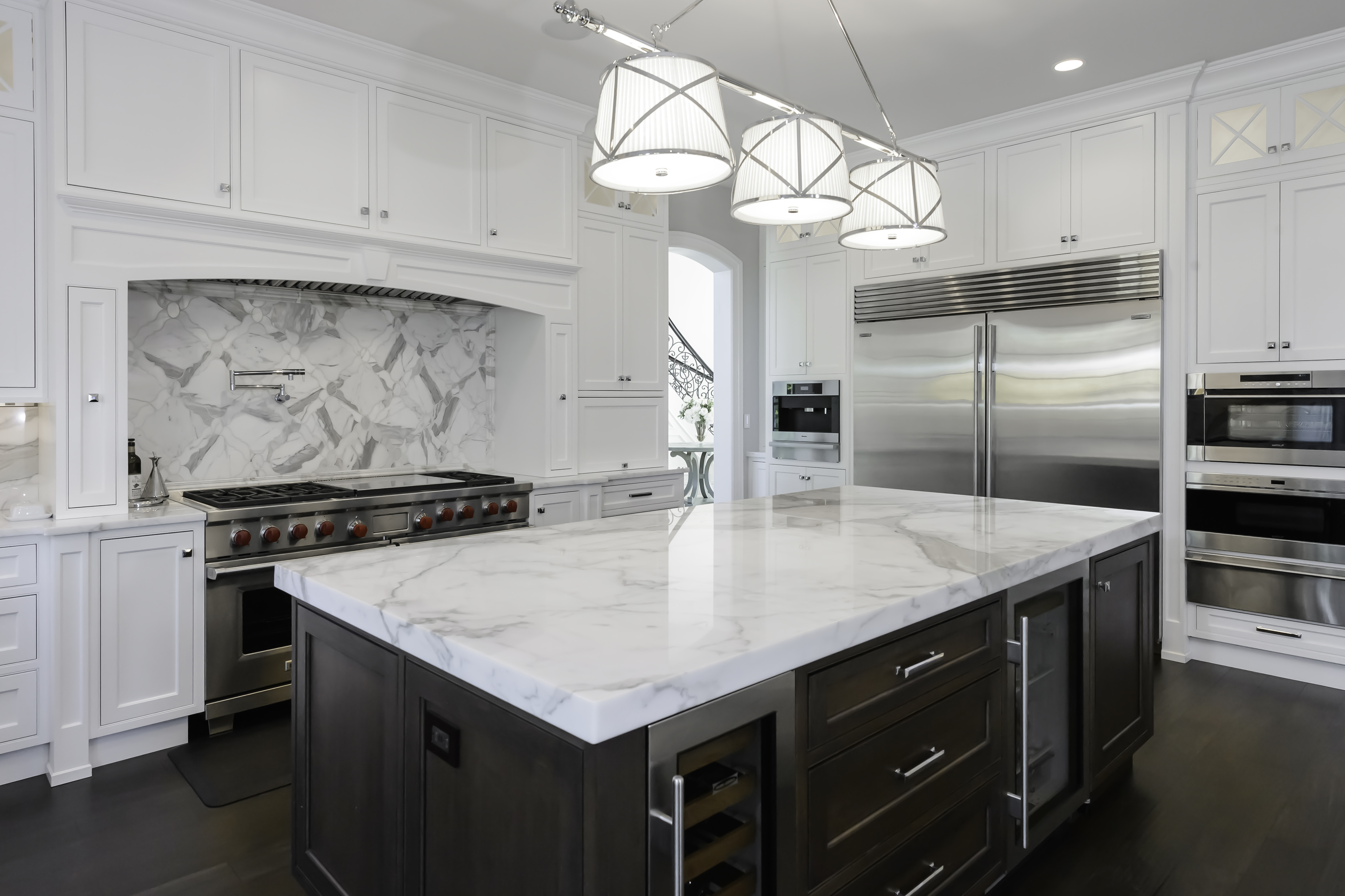 Marble and Granite Countertops  Stone Tech Fabrication