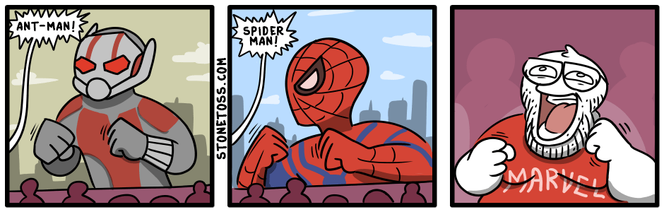 comic about bugmen and comics
