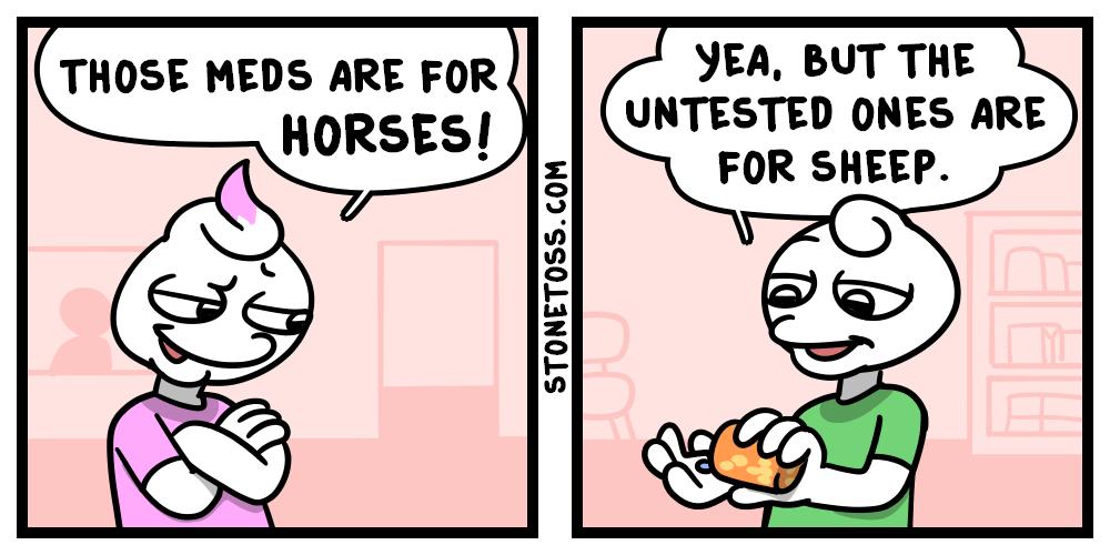Baaaaaaaa-d side effects