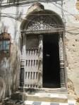 Zanzibar Door, Stone Town.