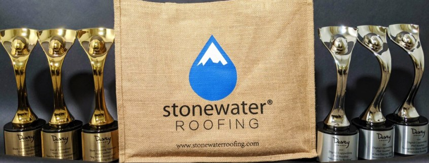Stonewater Roofing's Davey Awards