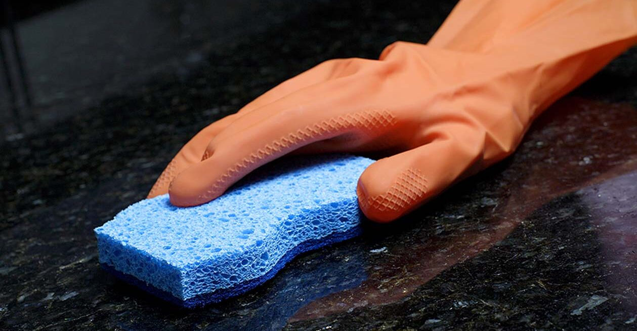 how-to-clean-granite-countertops