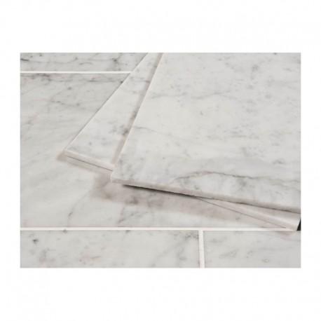 buy carrara italian honed matt natural marble tile