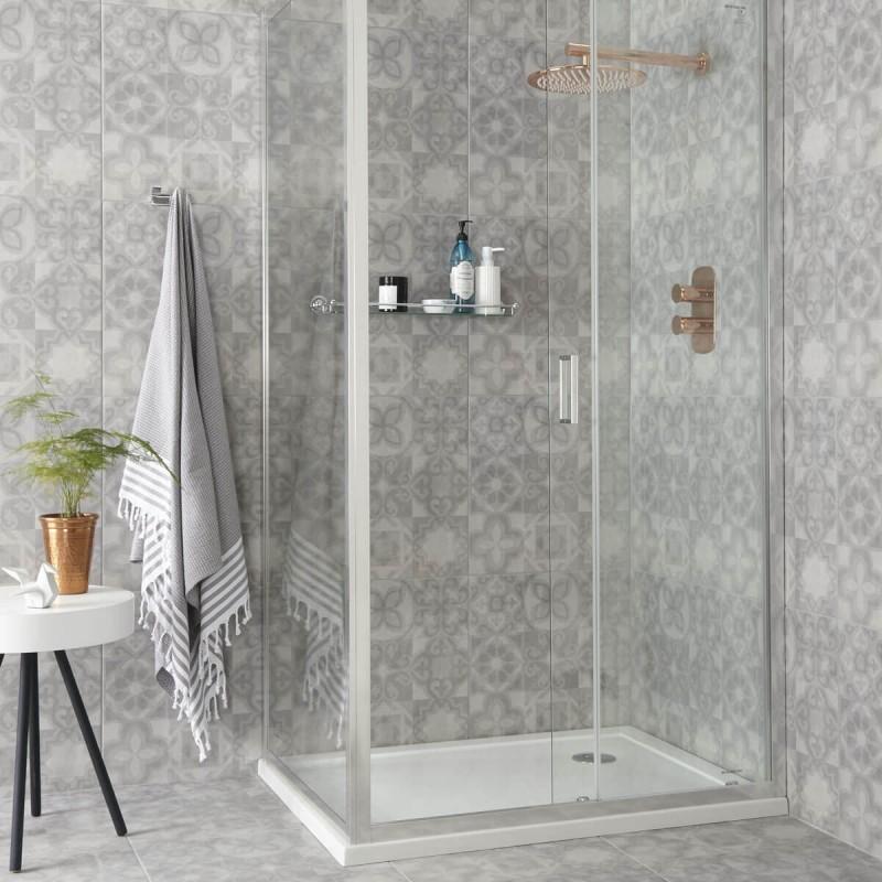 Buy Multi Grey Floor tile