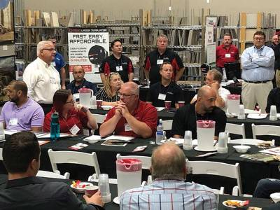 Learning the components for success in the stone industry