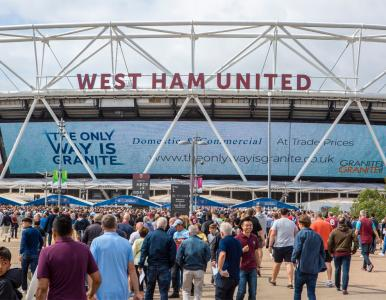West Ham finds The Only Way is Granite