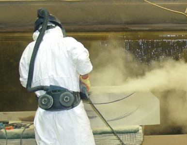 Risk of silica dust in worktop fabrication is highlighted in American report as UK construction sites get HSE dust clampdown