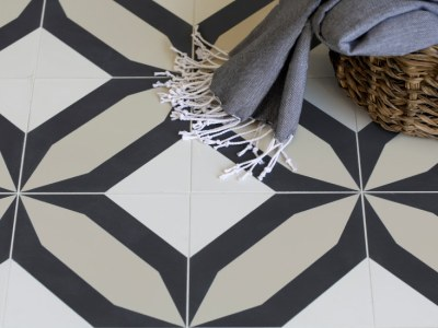 Walker Zanger Introduces '70s-Inspired Cement Tiles by Pietta Donovan