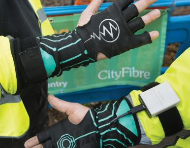 Hi-tec connectivity goes hand-in-glove with HAVS prevention, says developer