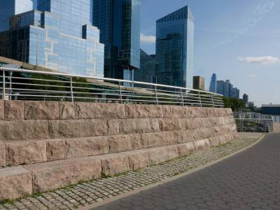 Stony Creek Granite chosen for Downtown Crossing Gateway to New Haven