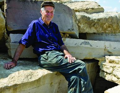 PURBECK STONE by Treleven Haysom: The definitive story of a stone