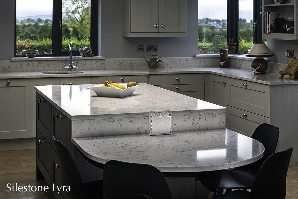 kitchen counter online design tool silestone gallery stoneworld ireland lyra tops island carlow dublin