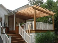 Pergola and Porch | Living the Good Life in Gaston County!