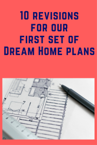 revisions for house plans