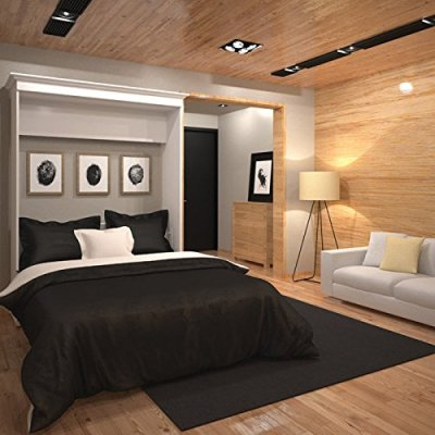 murphy bed no wasted space