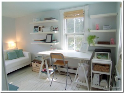office bedroom combo no wasted space