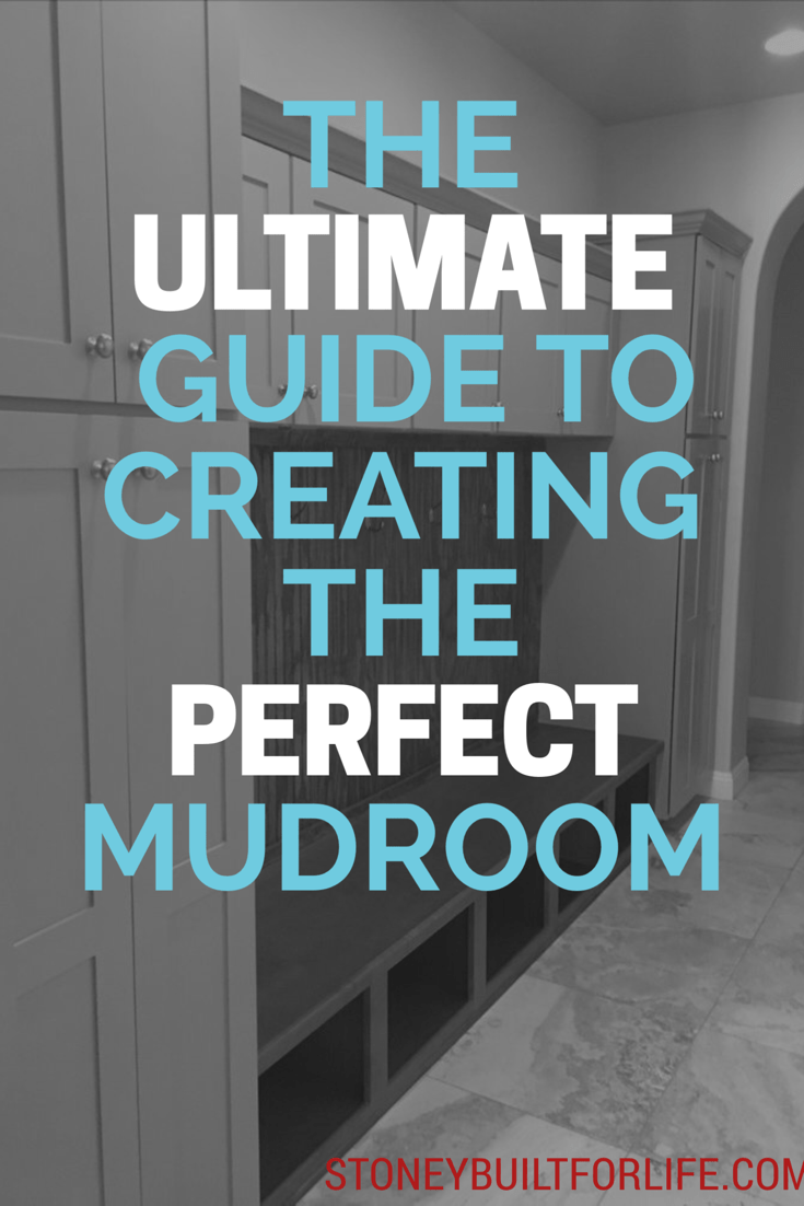 ultimate guide to creating the perfect mudroom