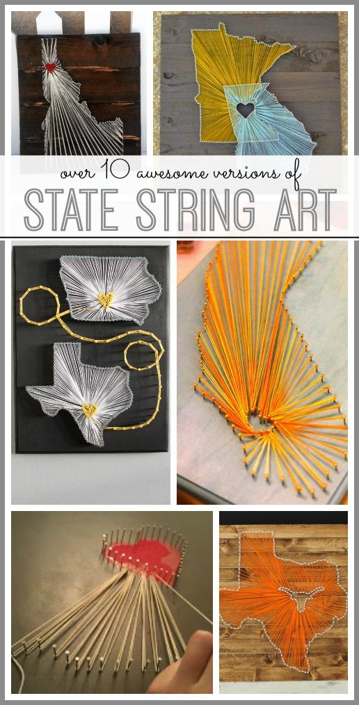 Home Organization crafts