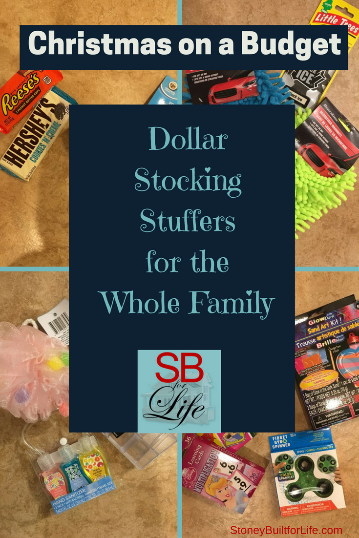 Dollar Stocking Stuffers for the Whole Family