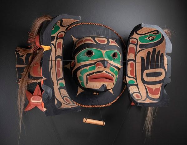 Tsonoquis Transformation Mask - 1999 Stonington