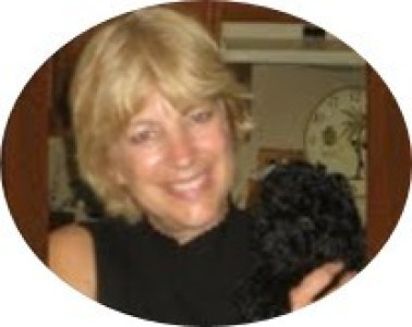 Me & Our Toy Poodle - Prissy (2007) about the time I left clinical practice and became a pre-doctoral research fellow