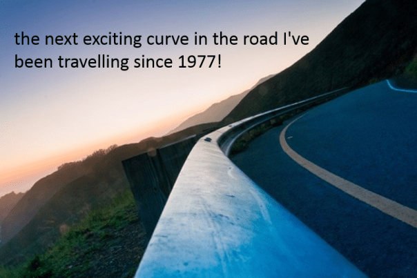 Curve with caption