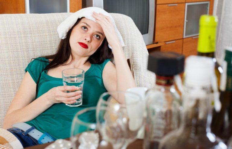 Почему после пьянки хочется кушать