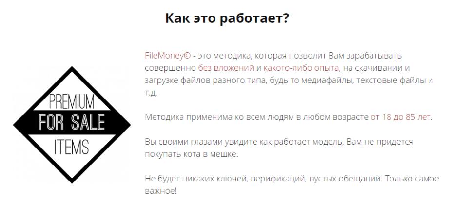 FileMoney. Дмитрий Христофоров