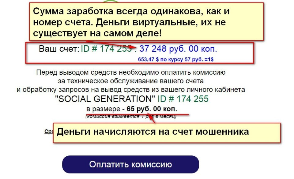 Social Generation, Social IP-adress, Международная социальная платформа по обработке электронных платежей