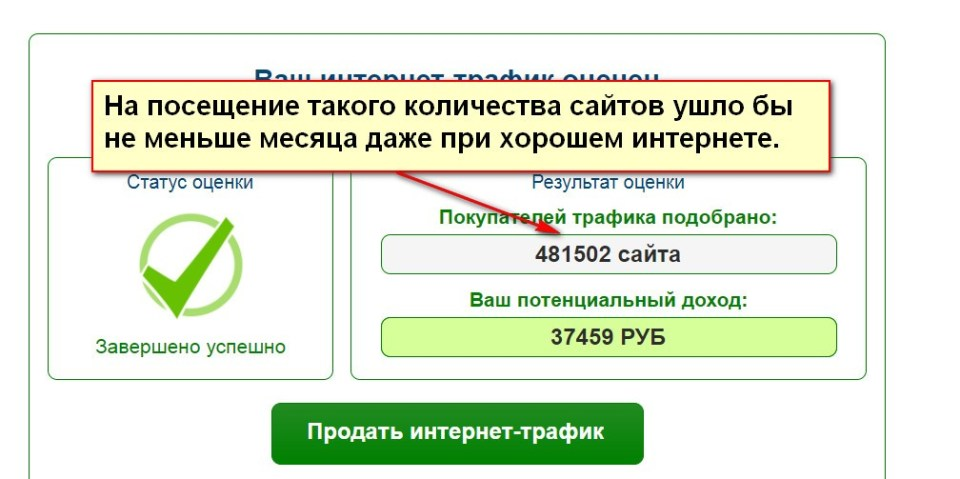 Money Prime, Money Smile, Купля-продажа интернет-трафика