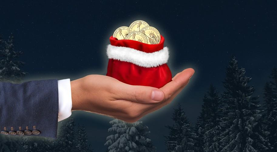 Новогодний заработок, как заработать на новогодней партнерке, Алексей Морусов