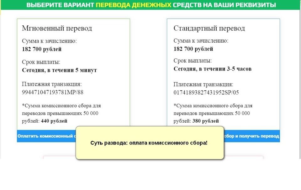 РегТранз, ПереводРу, региональная платформа онлайн транзакций и денежных переводов