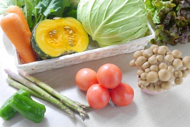 血認知症予防の食事