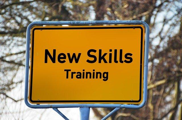 un nouveau talent c'est du travail