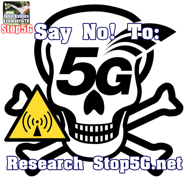 Say-No! -To-5G Stop5G.net
