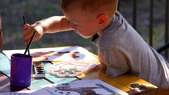 Children and the Art of Therapy