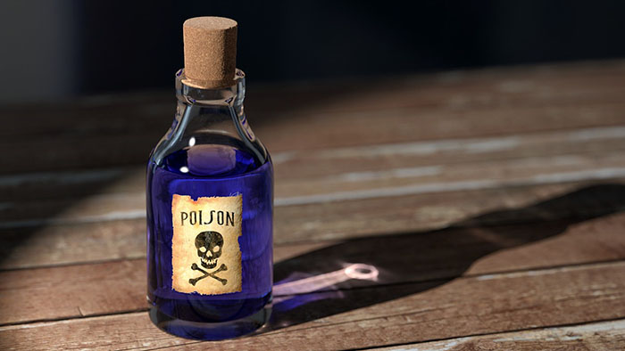 Why are we poisoning children?