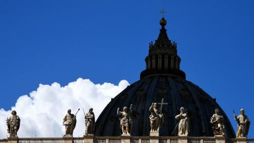 Canadian police seek recalled Vatican envoy on child porn charges