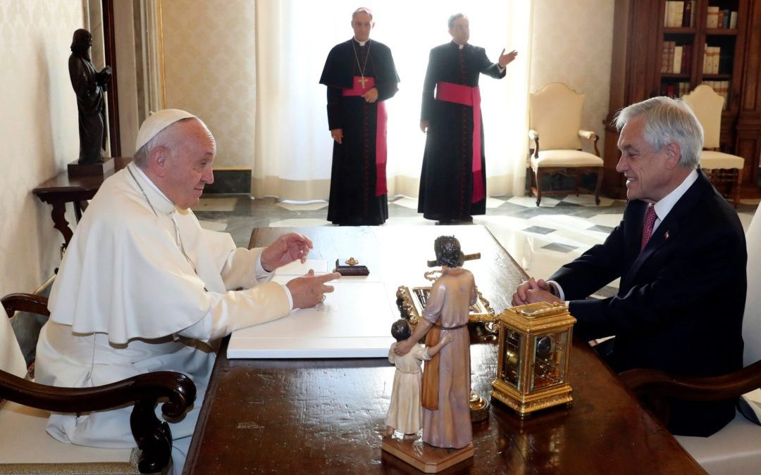 Pope Defrocks 2 Retired Chilean Bishops Over Sexual Abuse of Minors